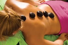 hot stone masage